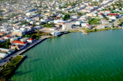 Corozal Town Location